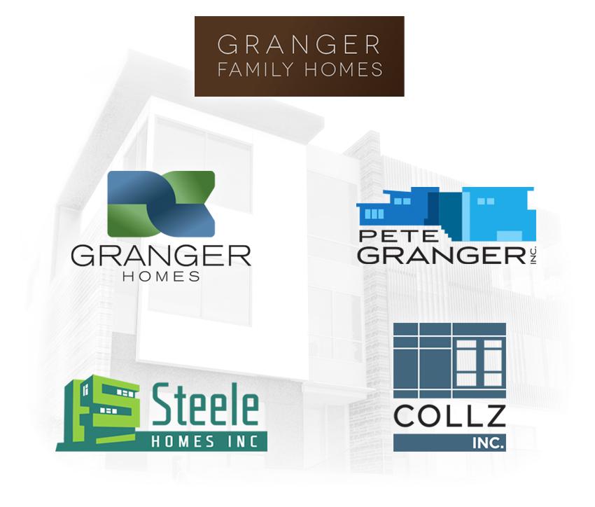 Granger Homes Branding
